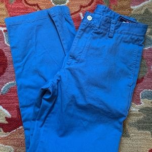 Men's Vineyard Vines Blue Pants, Size 28 x 30